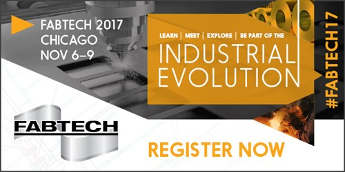 Axelent at Fabtech 2017 in Chicago