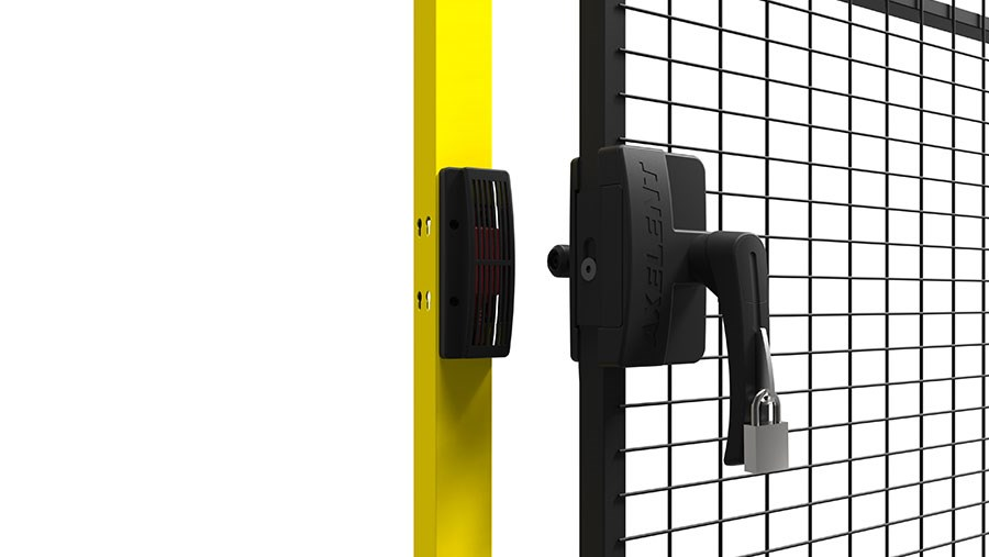 Axelent X Guard Hitch lock